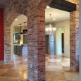 Interior Brick Arches