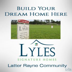 Build Your Dream Home Here! - Lot 120 Latter Rayne
