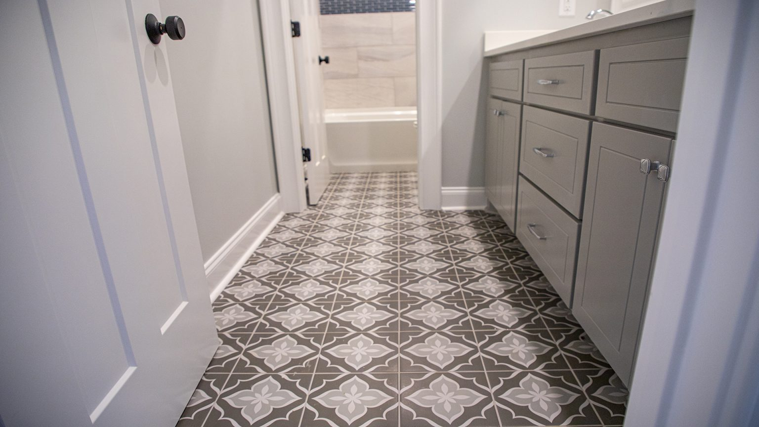 mosaic tile bathroom flooring brandon mississippi