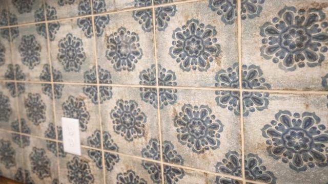 mosaic antiqued tile brandon mississippi