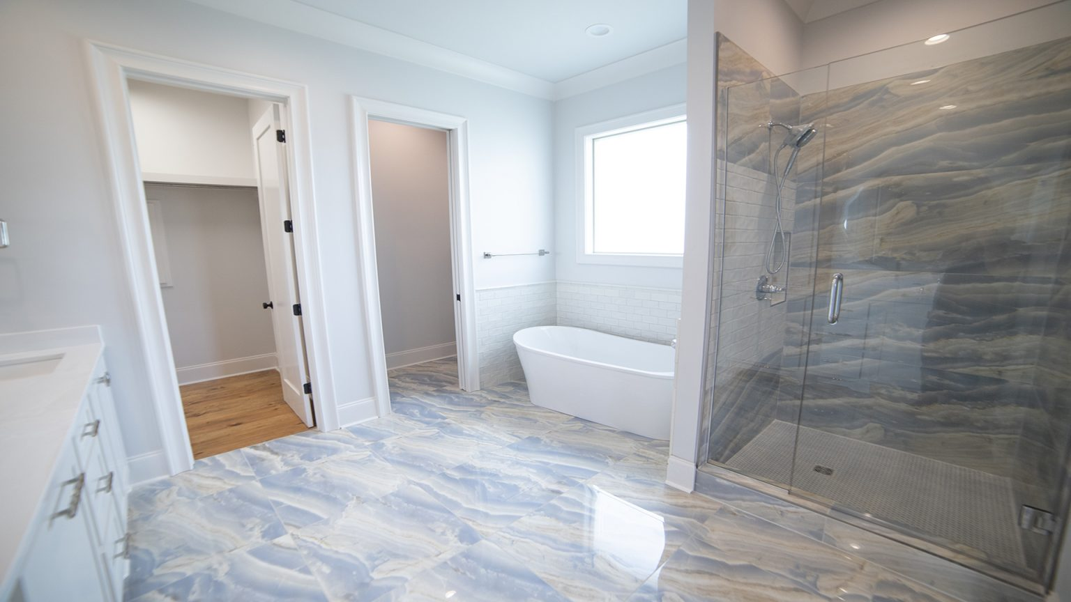 stand alone tub large tile flooring frameless shower door brandon mississippi